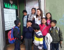 intered voluntariado bolivia